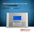 o novo wireless gsm sistema de alarme da segurança home alarme alarme de incêndio