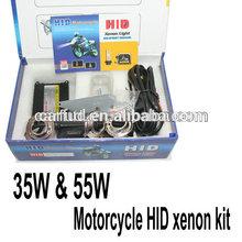 Wholesale 12v 35w h6 hi/lo motorcycle hid kit