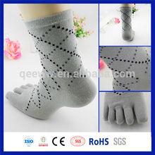 2014 special style good quality fashion cotton man Custom Basketball Elite socks in hot sale