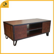 Reproduction french vintage industrial furniture