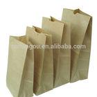 Food paper bags making machine