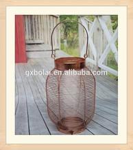 Brass Metal Lantern
