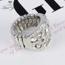 2014 new & fancy style anillos de plata anillos