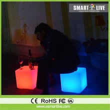 portable laptop cushion tray table with led light