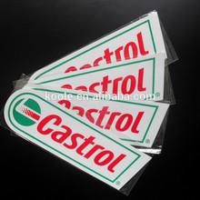 Promotional PVC vinyl reflective sticker