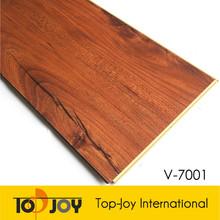 "7""*48"" Natural Timber PVC Vinyl Flooring Tiles"