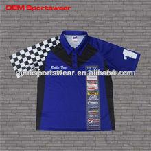 Hot sales vivid printed customized racing wear