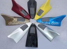 Remote control LED Solar Car Flashing Light with shark fins shape