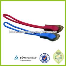 wholesale leather zipper slider,custom ring zipper pull