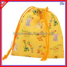 Wholesale Plain Nylon Drawstring Bag For Jewelry Gift