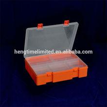 Plastic case for screw