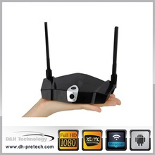 attractive design XBMC/DLNA/WIFI android 4.4 tv box h . 265 mini bluetooth web camera for pc