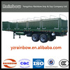 CIMC cargo semi trailer with best price/cargo trailer/cargo box trailer for sale