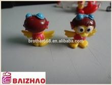 Promotion custom design plastic pvc toy figure, carton 3D figure, cheap promotion pvc toy figure