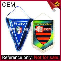 Wholesale Custom Sports Team Banners Football Soccer Pennants