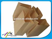 Custom Kraft Paper Hand Bags Medicine Packing Bag