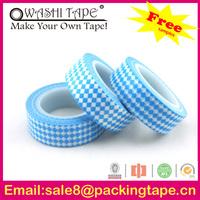 gorgeous new design sungjin washi paper masking tape with customize design