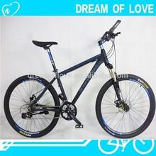 new folding 27.5'' aluminum mountain bike