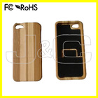 China phone case factory Hot Selling natural wood phone case and bamboo phone cover