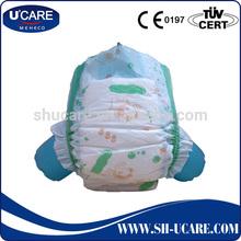 Sleepy baby diaper for baby