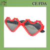Loving heart cute new style 2014 fashion unbelieveable price hot sell sunglasses