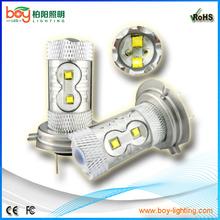 LED Auto Lighting DC12~30V H4 led, led headlight 60w, led headlight 80w