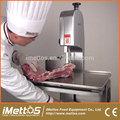 j210s serra para corte de carne com o deslizamento da mesa de trabalho