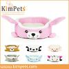 pet product cute rabbit pet house bed dog cat kennel