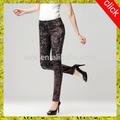Individual funky plus size euramerican tight jeans mulher com flor de neve, sexy slim fit feminina lápis forma de calças jeans