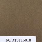 Solid color cotton elastic spandex satin for garment factory