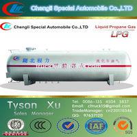 50cbm lpg tank, lpg storage cylinder for lpg gas refilling plant