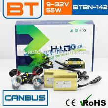 Super Quality 6000K HID Xenon Kit Dual Beam,9004 Hi/Lo HID Kit