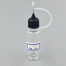 2015 new product 15ml needle tip bottle