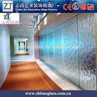 Tempered glass shower door manufacturer