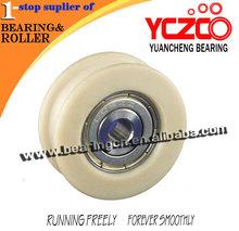 U groove window and door type sliding roller in good quality