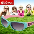 bertha tr90 polarizado la pierna chico gafas de sol de logotipo personalizado 5002