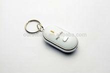 whistling activated keyfinder ring