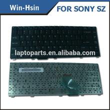 Brand new original laptop keyboard for sony SZ series with 88 keys keyboard