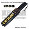 MD3003B1 Hand held metal detector,gold detecting machine
