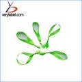 popular venta al por mayor de poliéster satinado de la cinta de guangzhou fabricante