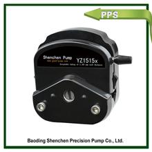 corrosion resistant peristaltic pump head