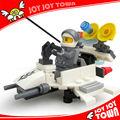 juguetes al por mayor de china de la red de comercialización de las empresas más populares de venta al por menor de artículos de tubo de plástico de juguete nave espacial bloquesdeconstrucción 26007