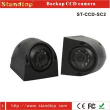 CE Certificate hidden Sharp CCD camera for Bus/Trucks/Trailers