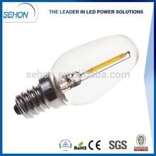 C7 0.5W 50lm e12 led candle led filament led light mini light
