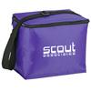 Insulated cooler bag / Promotional cooler bag / 6 Cans beer cola cooler bag