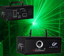 2w laser light green stage laser light dj animation laser light HF-G2000