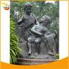 Child Bronze Statue Large Outdoor Bronze Nude Child Statue