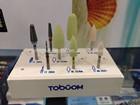 High Quality Denture Teeth Zirconia Polishing Kit for dental Acrylic
