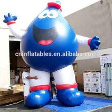 Teardrop inflatable balloons custom