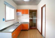 XGZ cheap sandwich panel prefabricate container mobile home